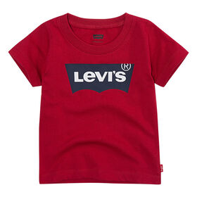 Levis Tee - Red, 12 months