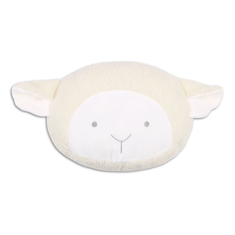 Coussin décoratif agneau de The Peanutshell.