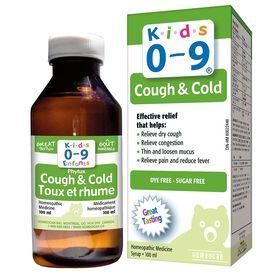 Homeocan Kids 0-9 Cough & Cold