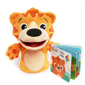 Baby Einstein Storytime with Lily Puppet & Book