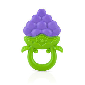 Nuby Fruity Chews Teethers - Purple