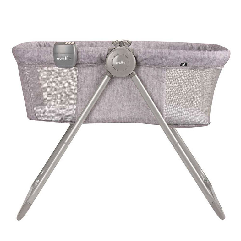 Couchette portable LoftMC - gris Evenflo.