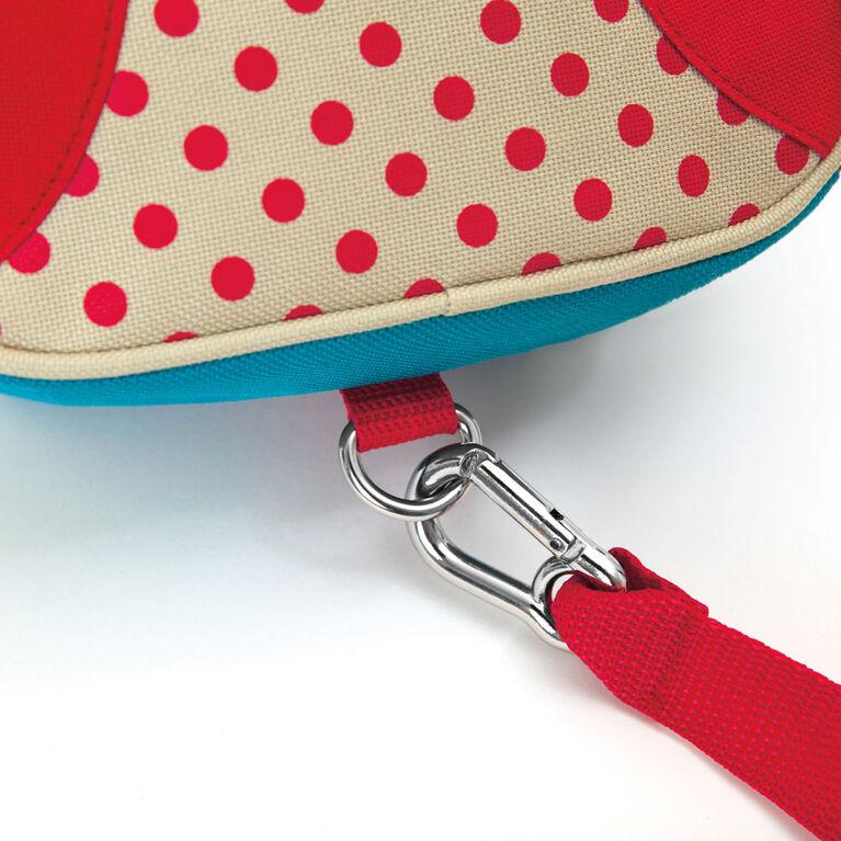 Skip Hop – Sac à dos avec harnais de sécurité Zoo - Hibou.