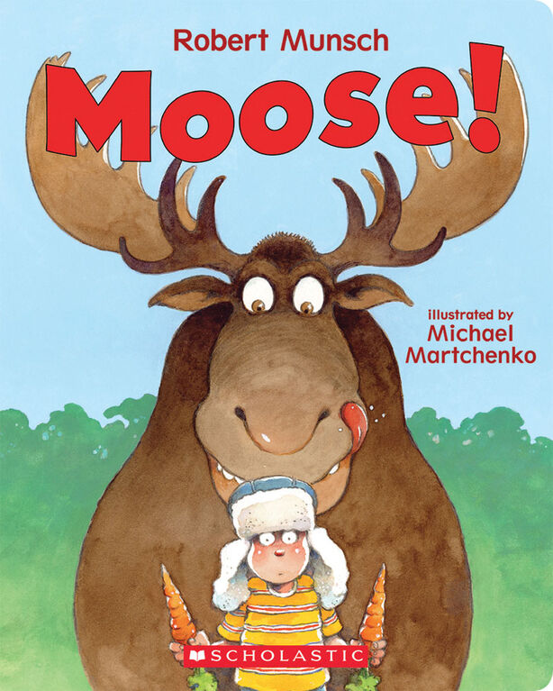 Moose - Édition anglaise