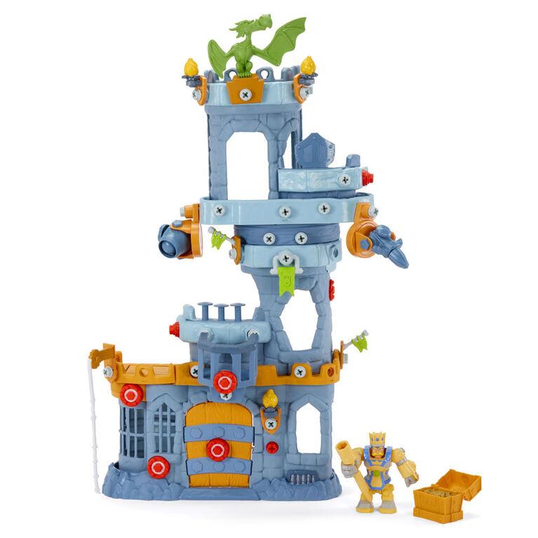 Kingdom Builders Hex Castle