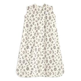 Halo Sleepsack Wearable Blanket - Micro-Fleece - Leopard Pink - Large