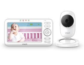 VTech VM5251 - Moniteur couleur vidéo et audio 5 pouces.