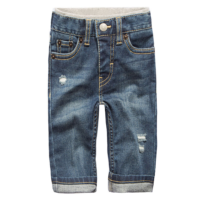 Levis Denim Pant - Blue, 24 Months