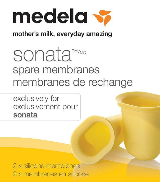 Membranes de rechange Sonata™ Medela.