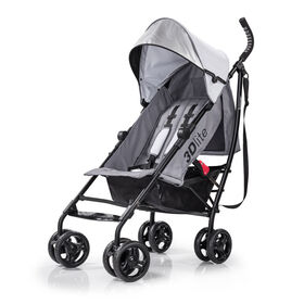 Poussette pratique 3Dlite de Summer Infant – Greys for Days.