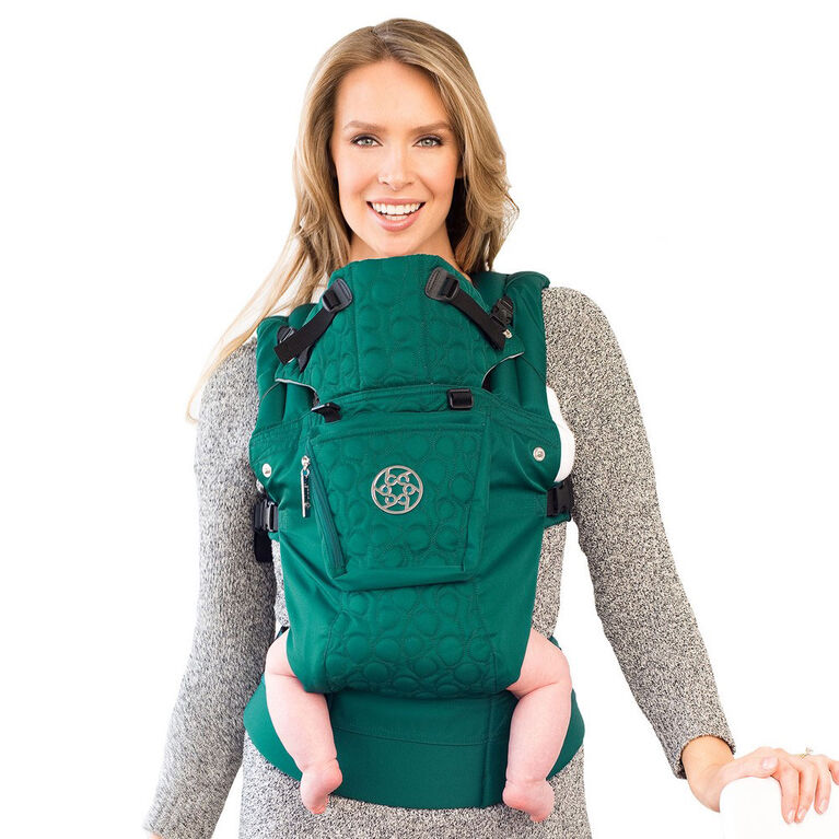 Lillebaby Carrier - Complete - Embossed - Emerald
