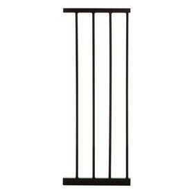 Dreambaby Extension de porte magnétique de 11 / 28 cm Boston - Noir - Notre exclusivité