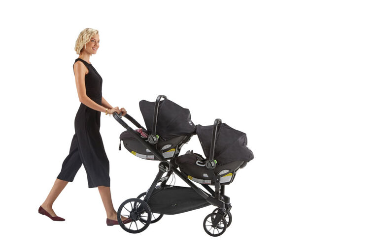 Baby Jogger city select LUX poussettes - Taupe.