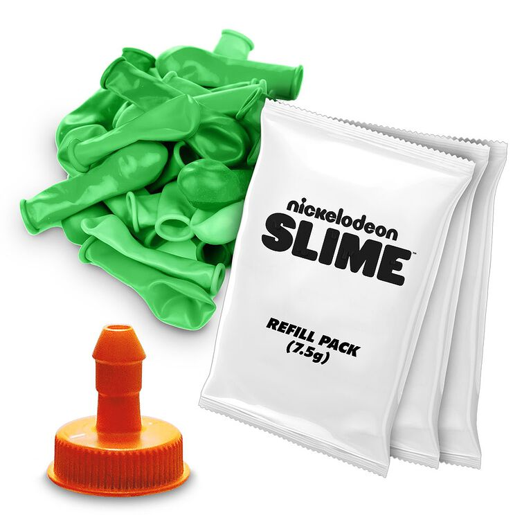 Paquet de recharge de chapeau de boue de Nickelodeon.