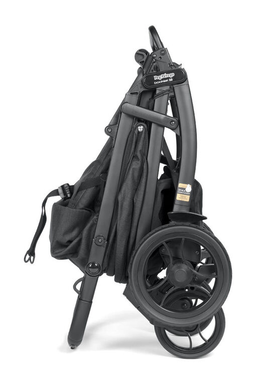Peg-Perego Booklet Stroller - Onyx