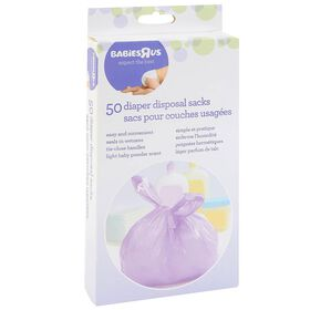 Babies R Us Diaper Disposal Sacks 50-Count