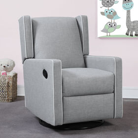Fauteuil Berçant Inclinable Et Pivotant Baby Knightly.