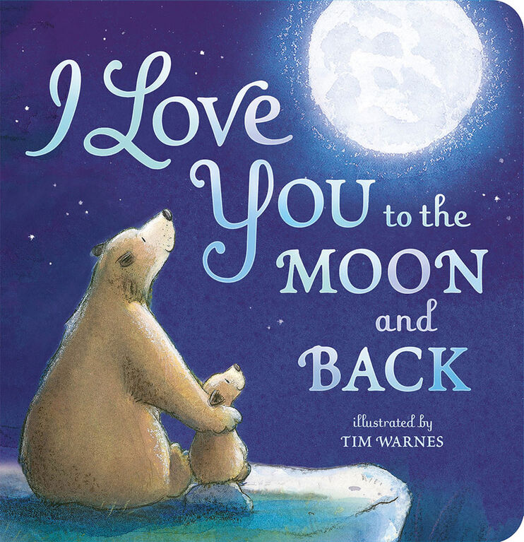 I Love You to the Moon and Back - Édition anglaise