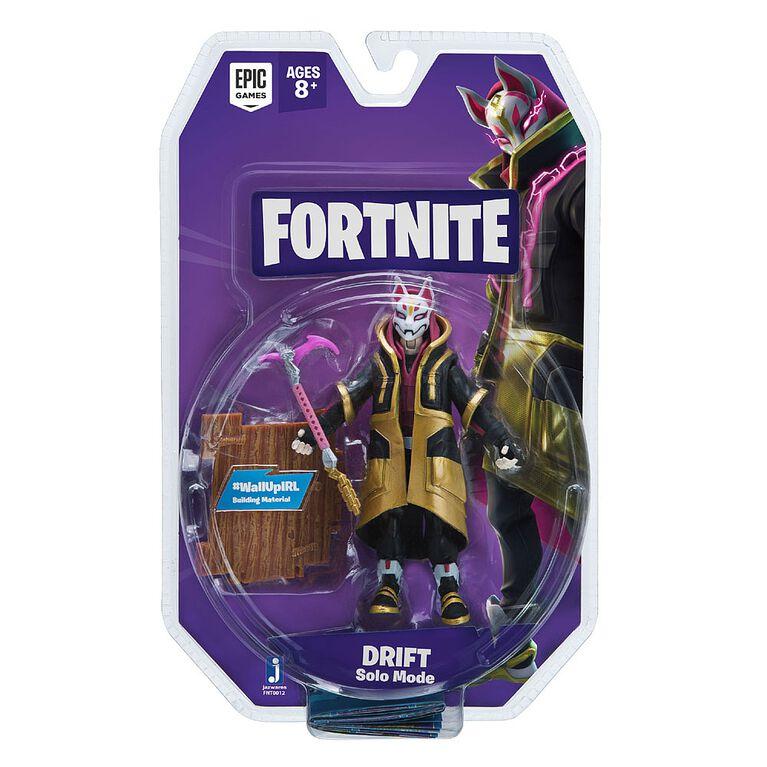 Fortnite Solo Mode Figure Drift 1 Figure Pack.