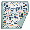 JJ Cole Essentials Outdoor Mat - Chevron