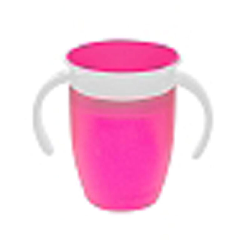 Munchkin Miracle® 360° Trainer Cup 7 oz - Pink
