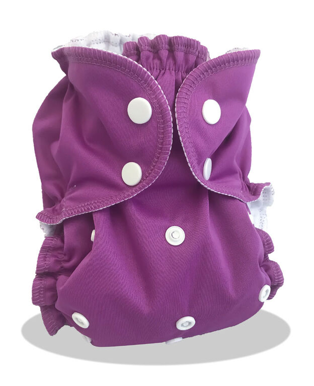 AppleCheeks Diaper Covers One-Size Fairy Dust