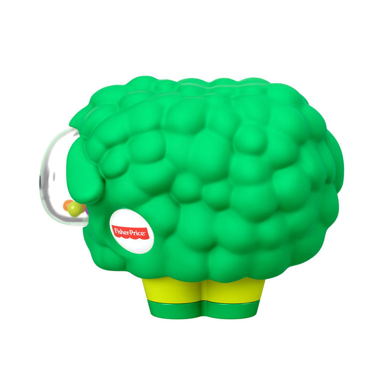 Fisher-Price - Mouton Brocoli Sonore - Édition anglaise
