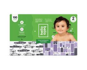 Hello Bello - Club Diaper Cars/City - Size 2