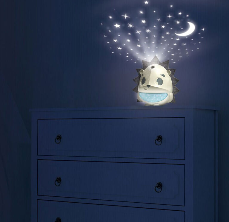 Projecteur Son et sommeil (hérissonne) de Tiny Love.