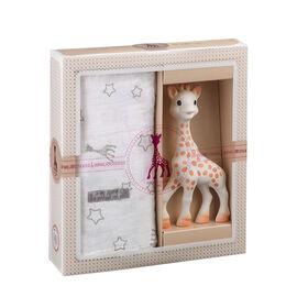 Création Tendresse Sophie la girafe - composition 2.
