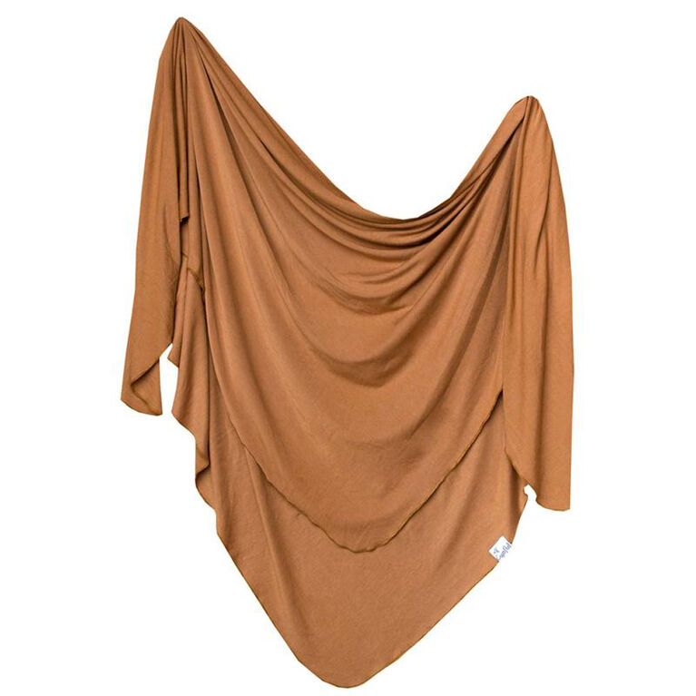 Copper Pearl Couverture D'Emmaillotage Camel