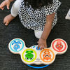 Baby Einstein Magic Touch Drums Wooden Musical Toy
