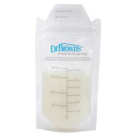 Sacs de stockage de lait maternel Dr. Brown's 100 sacs