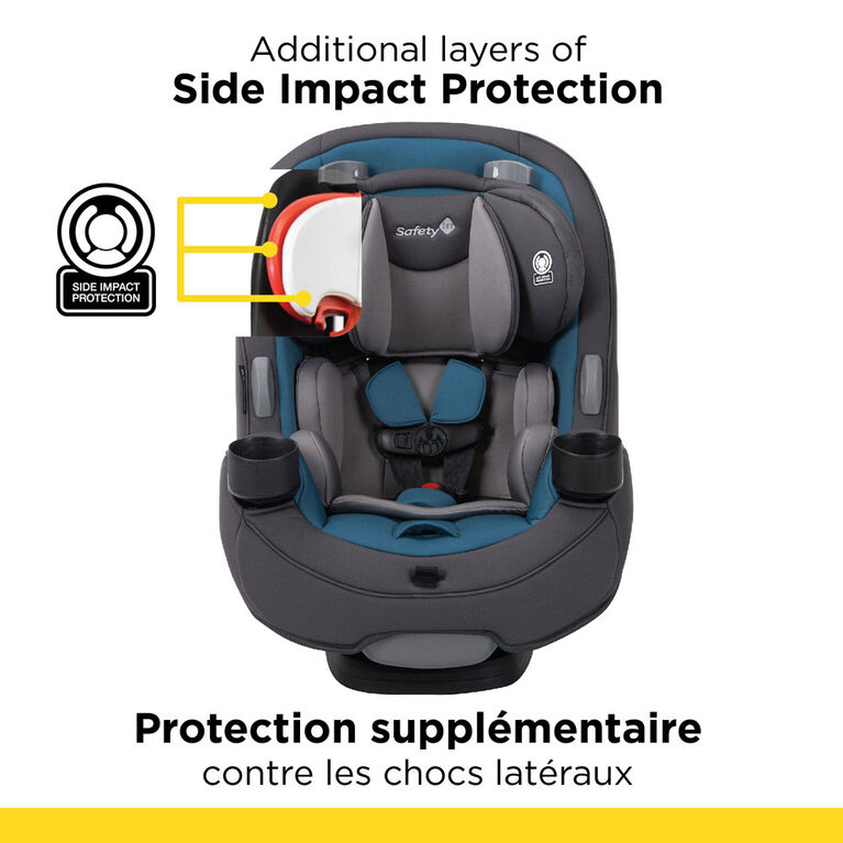 Safety 1st Grow & Go 3-In-1 Car Seat- Blue Coral