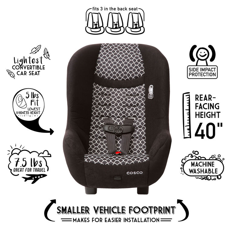Cosco Scenera Next Car Seat - Otto