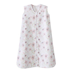 HALO SleepSack - Cotton - Blush Wildflower - Medium