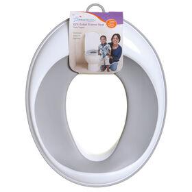 Dreambaby EZY-Trainer de toilette - Gris.