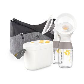Tire-lait électrique double Pump In Style avec téterelles PersonalFit Flex