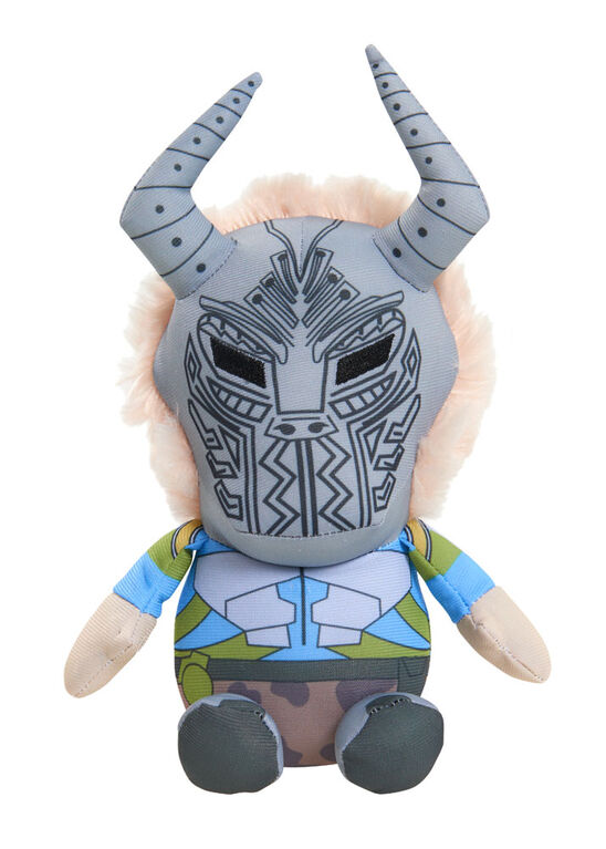 Marvel Black Panther Slammers Plush Killmonger