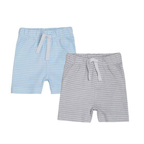 earth by art & eden Guy 2-Piece Shorts- 12 months