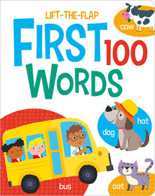 My First Words Book - Édition anglaise