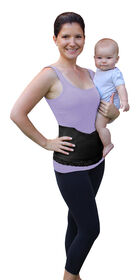Jolly Jumper Tummy Trainer - Black