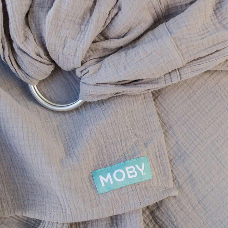 MOBY - Sling - Pewter