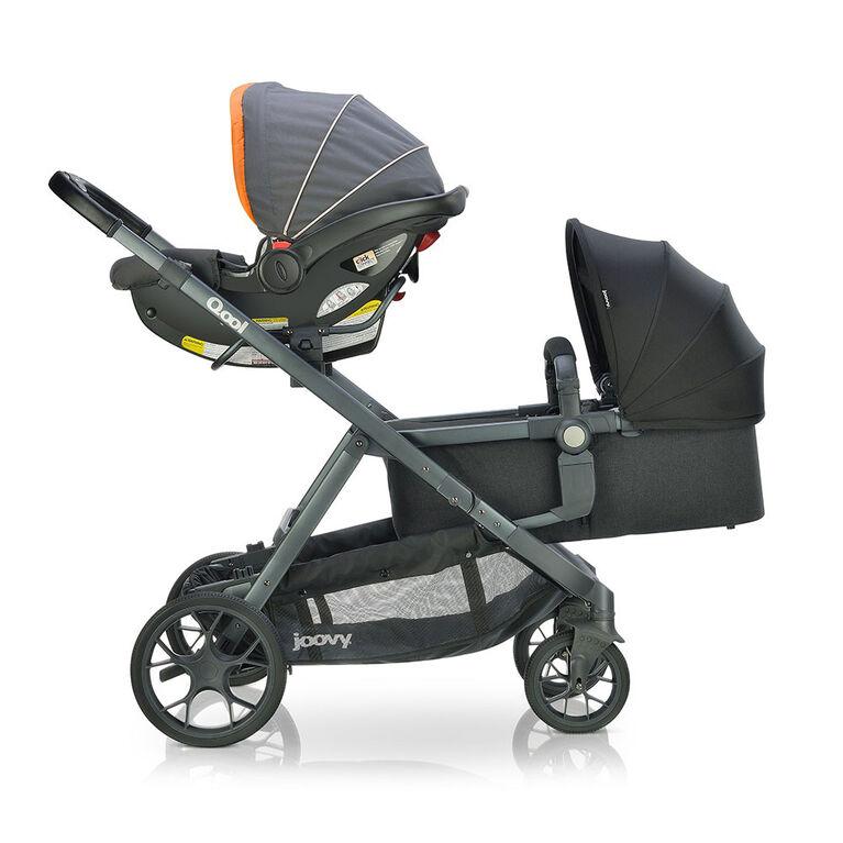 Joovy Qool Car Seat Adaptor Graco/Chicco