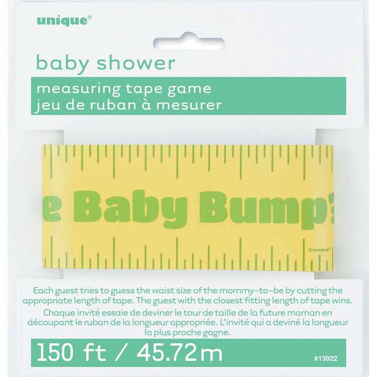 Measuring Tape Game - English Edition