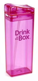 Drink in the Box 12oz - Pink