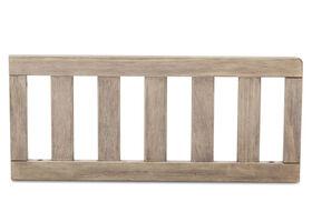 Barre de Sécurité de lit pour Enfant - Blanchi Rustique.