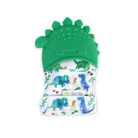 Gant de dentition Teething Happens d'Itzy Ritzy - Dino
