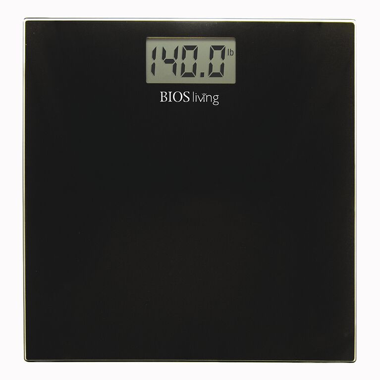 BIOS - Digital Body Scale - Black/White