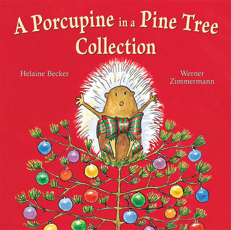 Scholastic - A Porcupine in a Pine Tree Collection - Édition anglaise